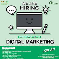 We Are Hiring at Althea Ecobag Surabaya Terbaru November 2019