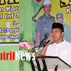 Danrem 141/Tp. Kolonel Inf Suwarno, Sholat Tarwih di Makodim 1422/Pangkep