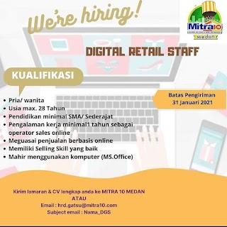 Digital Retail Staff di Mitra 10