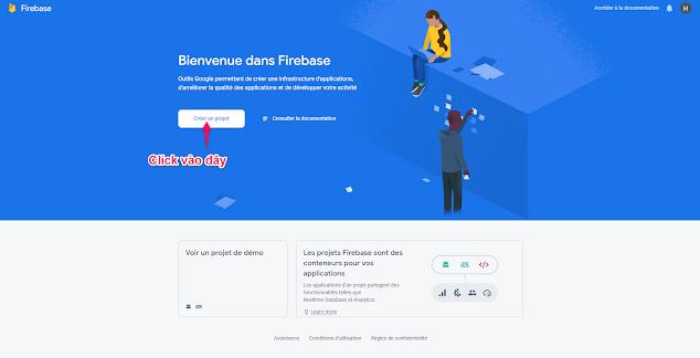 Hướng dẫn thêm bộ đếm lượt xem bài viết bằng FireBase đơn giản