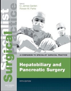 Hepatobiliary and Pancreatic Surgery 5th Edition