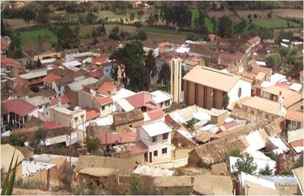 Comarapa: municipio cruceño (Bolivia)