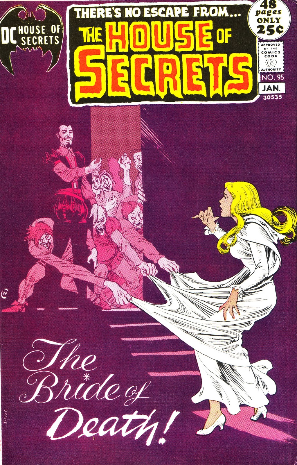 Marvel Mysteries and Comics Minutiae: Exploring the House of Secrets