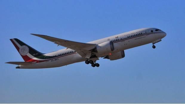 Reportan falla en avión presidencial previo a vuelo de EPN a Puerto Vallarta