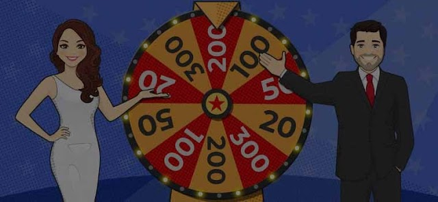 Lucky Wheel Quiz Answers
