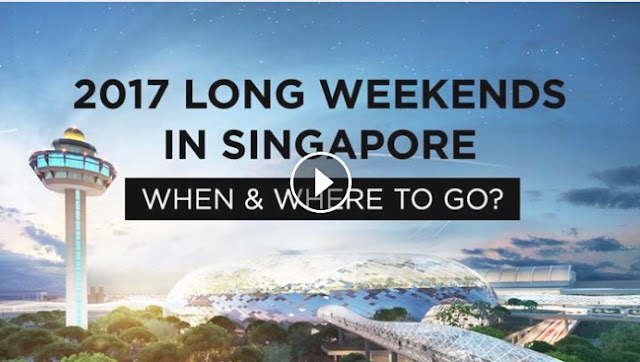 Awesome Long Weekend in Biggest City in Singapore