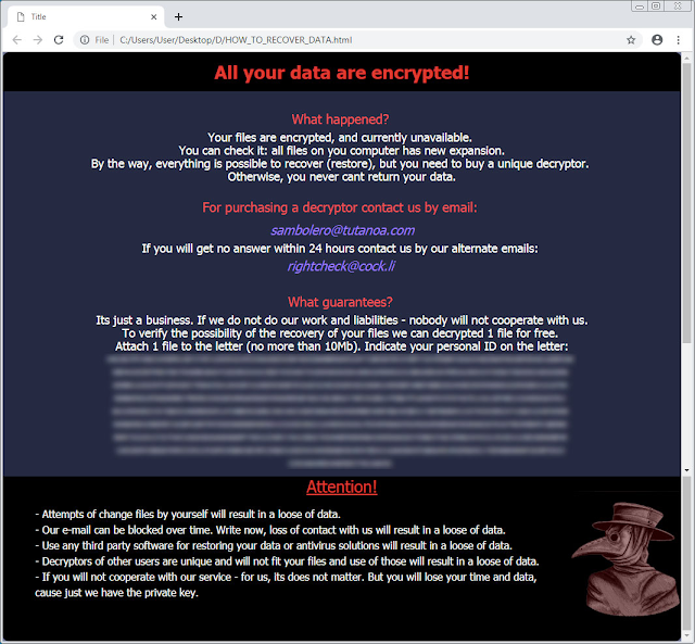 Decrypme (Ransomware)