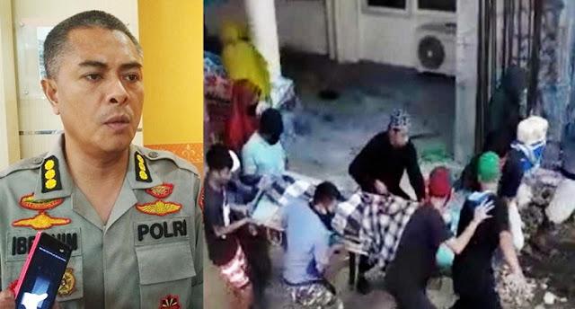 Polisi Tak Main-Main! Warga yang Ambil Paksa Jenazah PDP Corona di RS Bakal Dijerat Pidana