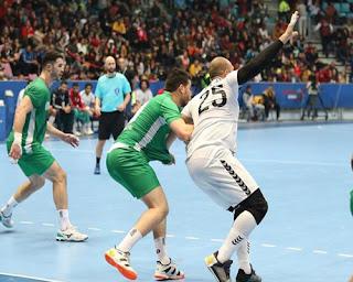 منتخب مصر لكرة اليد بطلا لأمم أفريقيا بالفوز على تونس