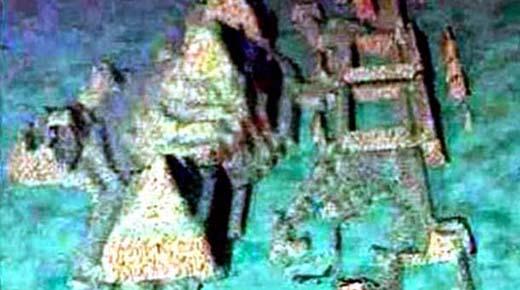 Historiadores y arqueólogos ignoraron la ciudad hundida de la Atlantis porque esta 'fuera de tiempo y fuera de lugar'