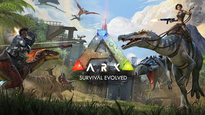 Comprar ARK: Survival Evolved Black Friday