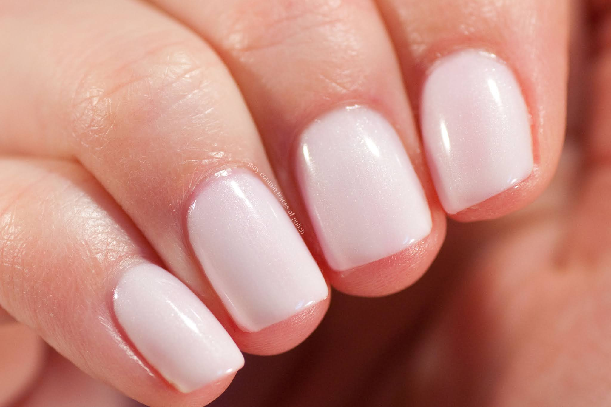 Pink Gellac Swatches - 209 Sugar White
