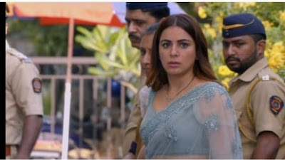 Kundali Bhagya 8 October 2021 Update: Sherlyn's truth came in front of Rishabh