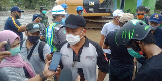 Lima Korban Banjir di Tanjung Selamat Telah Dimakamkan