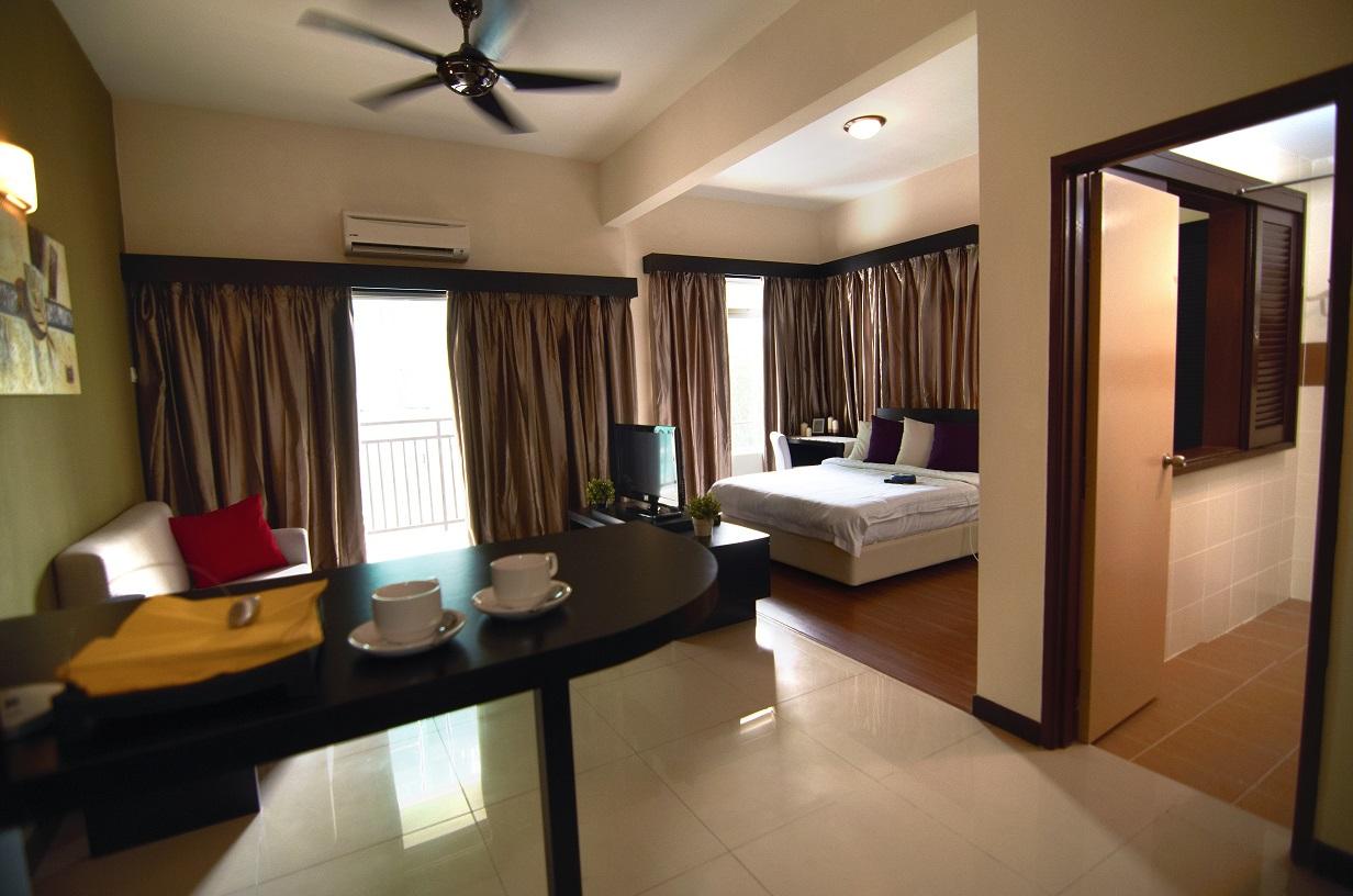 Bayou Lagoon Park Resort Rooms