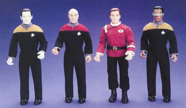 Star Trek Generations Playmates
