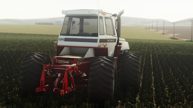 Case IH Traction King Series PC/Mac - XB1/PS4 v1.1.0.0