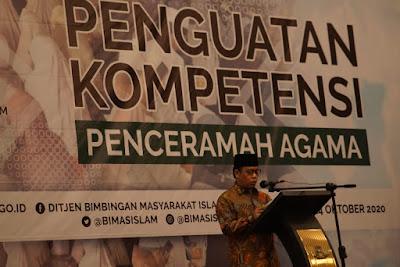 LDII Kalimantan Selatan Mengikuti Program Penguatan Kompentensi Penceramah Agama
