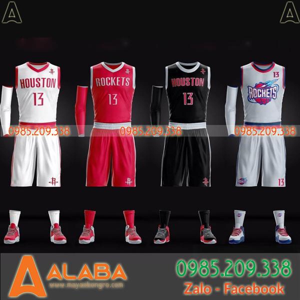 Áo bóng rổ hot nhất
