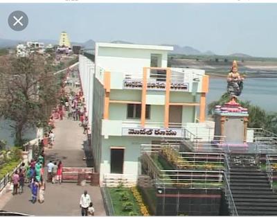 *Kandula Obulreddy Gundela kamma reservoir గుండ్లకమ్మ రిజర్వాయర్ యొక్క పూర్తి వివరాలు.*