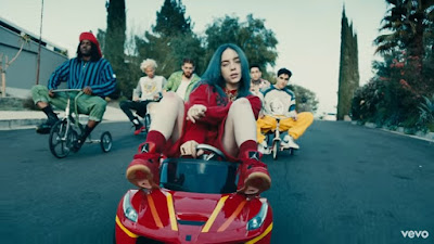 arti lagu bad guy billie eilish