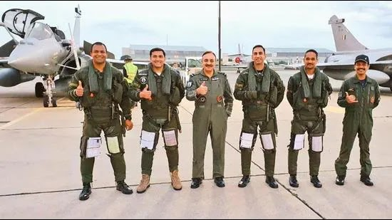 Three More Rafale Fighter Jets Arriving Tonight, Stage Set for Raising 2nd Squadron