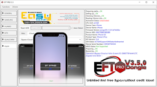 EFT Dongle Pro V3.5.0 Unlimited And Free Bypass - No Need Credit Balance
