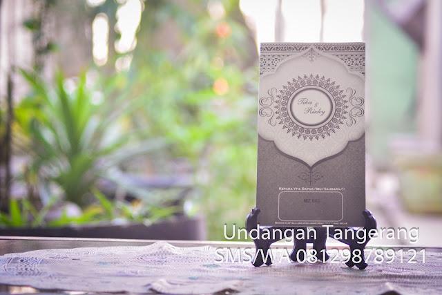 Cetak Undangan di Tangerang