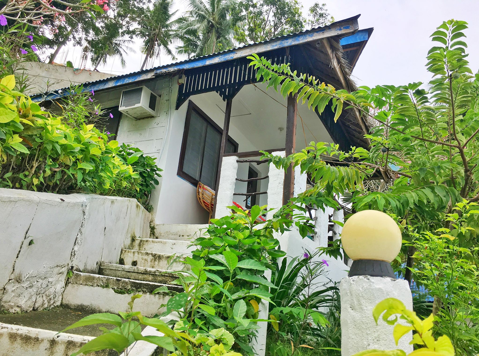 bellevue cottages sabang beach