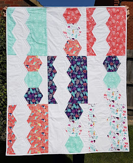 Christmas Quilt Hamper launches today!
