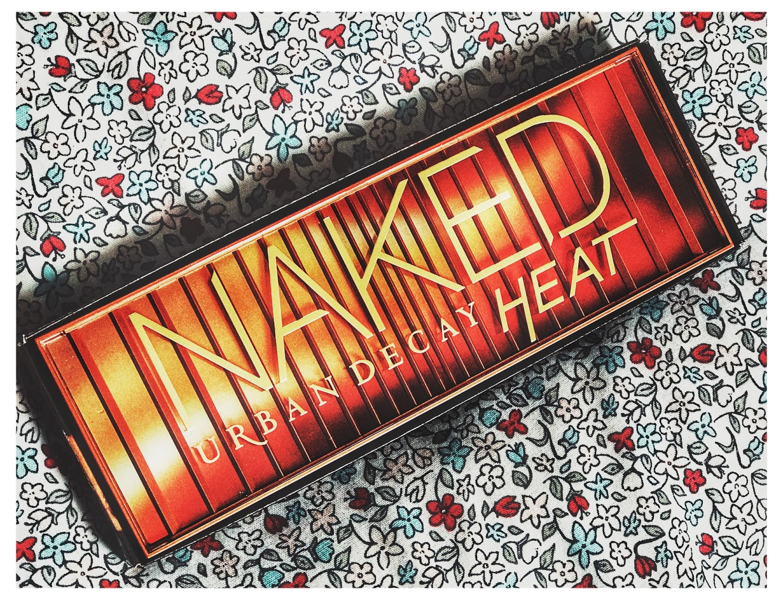 Urban Decay Naked Heat // First Impressions