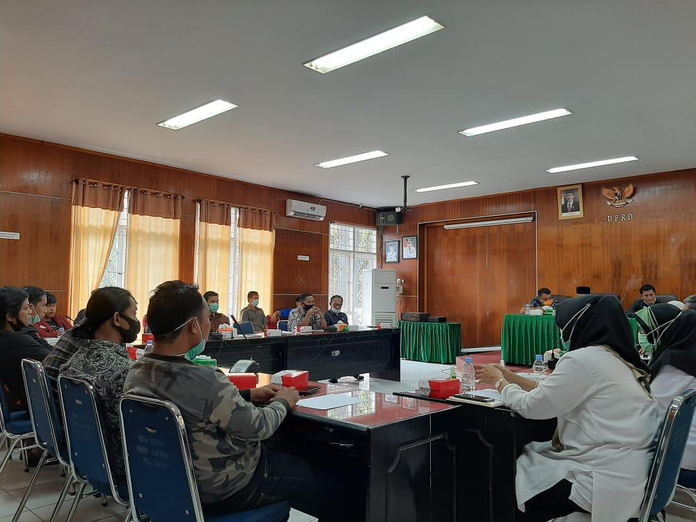 DPRD Kabupaten Luwu Utara Gelar RDP, Ini Yang Dibahas