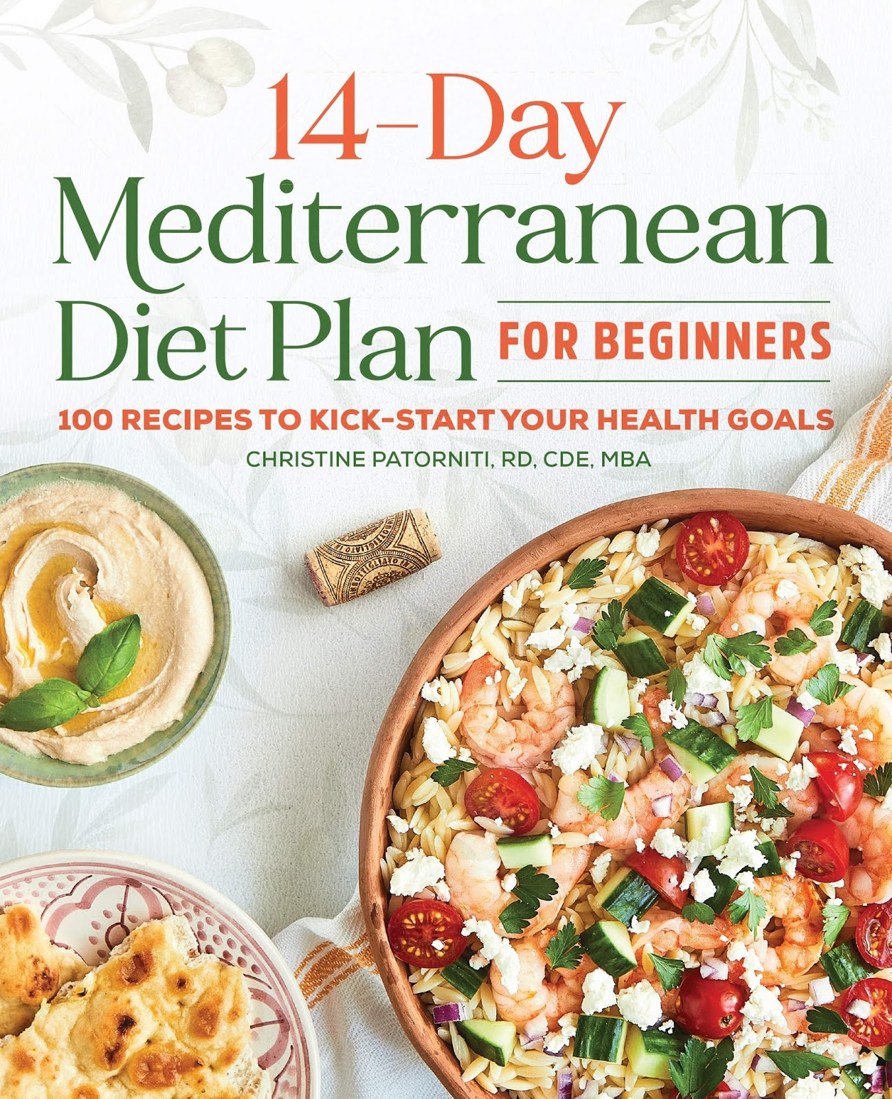 Cover Lover Book Review: The 14 Day Mediterranean Diet