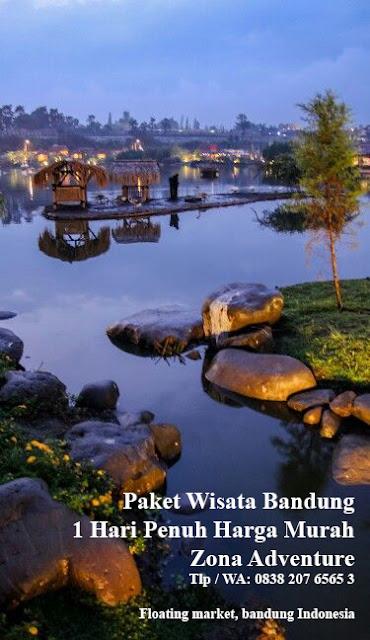 Paket Wisata Bandung 1 Hari Penuh Harga Murah - Zona Adventure - Tour And Travel - Outbound Bandung - Outbound Lembang