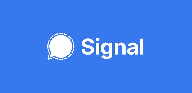 تحميل تطبيق signal messenger للمراسلات الفورية للهاتف والكمبيوتر  والايفون للحفاظ على خصوصيتك