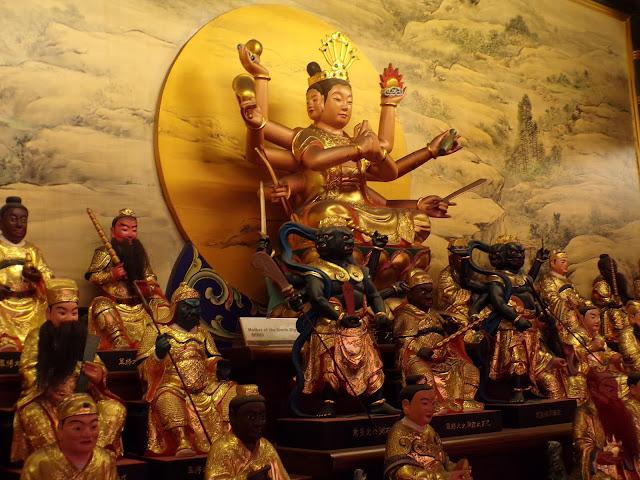 dios de la guerra tainan