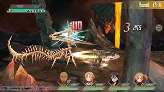 Download [刀剑神域黑衣剑士] Sword Art Online Black Swordsman v0.9.0.0 Apk