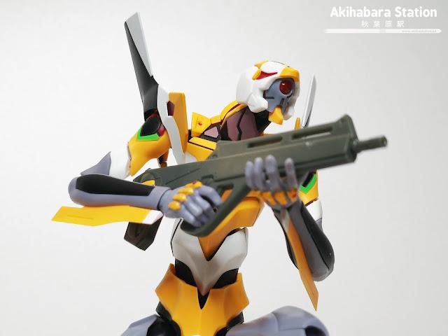 Figuras: Review del Robot Spirits Evangelion Zero Unit - New Movie Version - Tamashii Nations