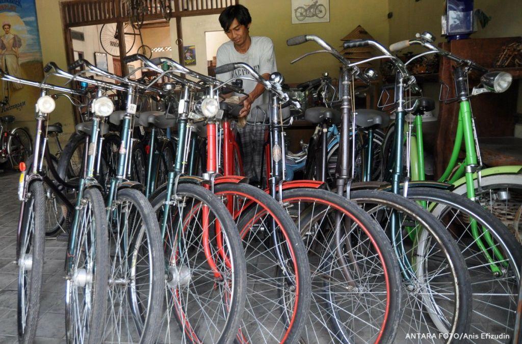 Rental Sepeda Onthel Jogja