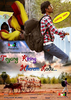 Teyang Kirinj Herem Ladu Santali album 2nd Cover