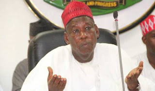 Kano State Governor, Ganduje, Ask Muhammadu Buhari to Relax Lockdown Over Ramadan.