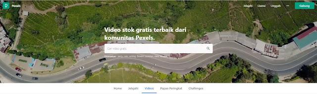 10+ Website Penyedia Video Footage Bebas Hak Cipta 2