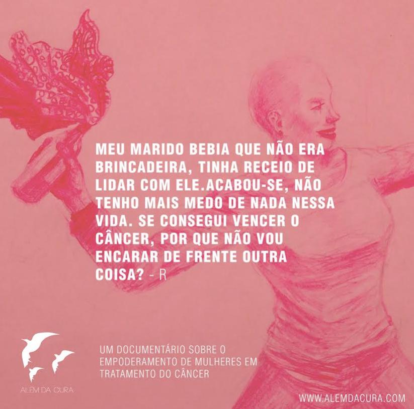 Demorei pra me assumir feminista e entender que isso não era palavrão ou  xingamento, era só você lutar pelos seus direitos e querer um mundo melhor. de84ba6efa