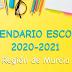 El curso escolar comenzará el 6 de septiembre en la Región de Murcia y se prolongará hasta el 24 de junio de 2022