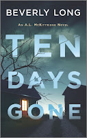 review of Ten Days Gone by Beverly Long