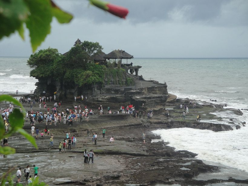 Tanah Lot Bali Hindu Sea Temple Tourist Area - Tour, Program, Trip, Itinerary, Plan, Schedule, Beraban, Tanah Lot, Temple, Sunset, Bali, Holidays, Sightseeing, Attractions