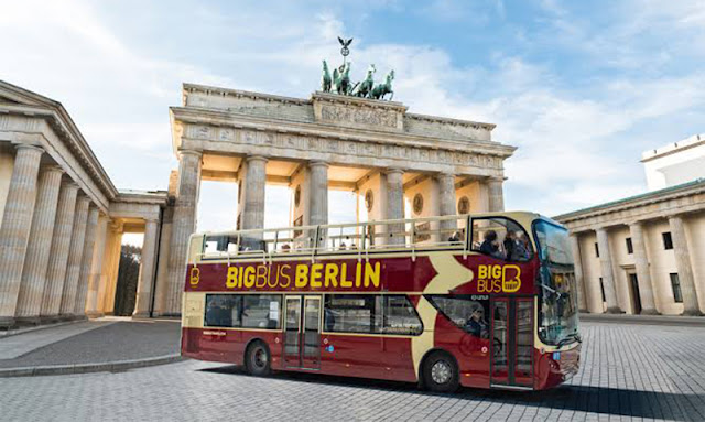 Ônibus turístico de Berlim