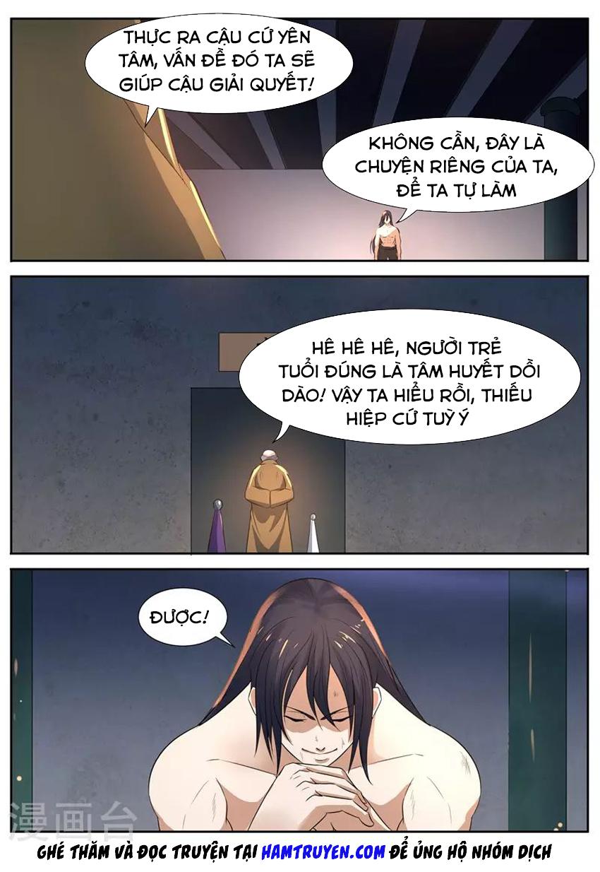 Ngự Thiên chap 56 - Trang 9