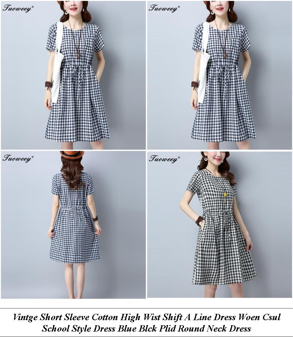 Vintage Dresses - Topshop Uk Sale - Polka Dot Dress - Really Cheap Clothes Online Uk