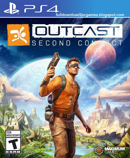 Outcast Second Contact Free Download PC Game